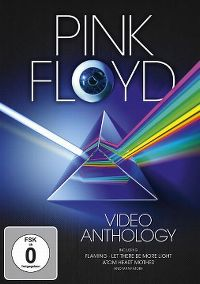 Cover Pink Floyd - Video Anthology [DVD]